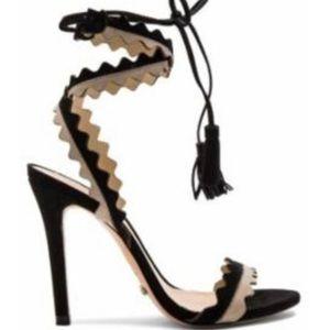 Schutz Lisana Heeled Sandals